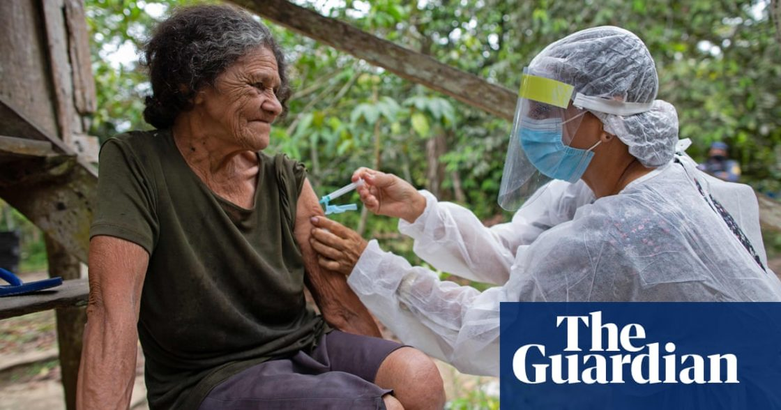 Christian missionaries tell Brazilian tribes: You'll 'turn into alligators' if you get vaccinated for coronavirus!