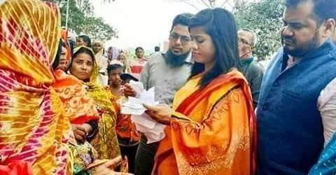 নিজে অনিয়ম দুর্নীতি করব না,কাউকে করতেও দিব না : নবাবগঞ্জ ইউএনও নাজমুন নাহার