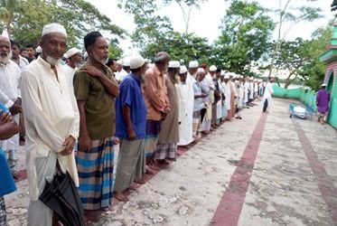 দক্ষিণ সুনামগঞ্জে আক্তাপাড়া নিবাসী প্রবীণ মুরব্বী আব্দুল মনাফ আর নেই, দাফন সম্পন্ন