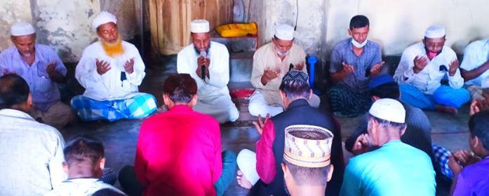 রাঙ্গাবালীতে বঙ্গবন্ধু শেখ মুজিবুর রহমানের ৪৫ তম শাহাদতবার্ষিকী পালিত