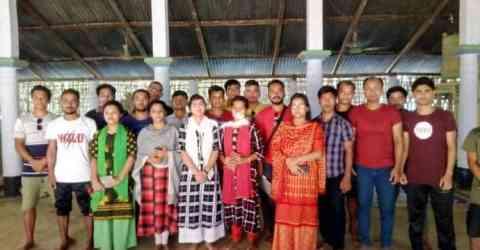 কমলগঞ্জে আনবিটেন ক্লাবের সাধারণ সভা অনুষ্ঠিত