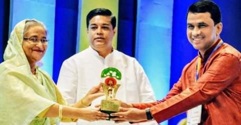 """নৌকা"""" প্রতীকে মনোনয়ন পেয়ে বিজয়ী হলে সর্বোচ্চ সেবা দিব: মেয়র প্রার্থী জমির উদ্দিন"""