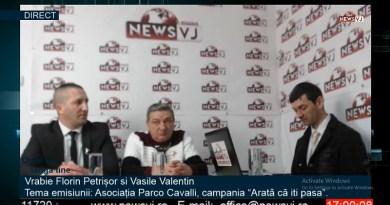 Omul de lângă tine, Vineri, ora 17:00, sunt Vrabie Florin Petrișor si Vasile Valentin