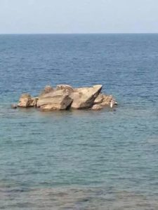 Beautiful Waters of Lake Malawi.