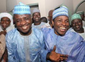 Wamako and Shagari. Credit: Thewill