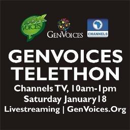 GenVoices Telethon