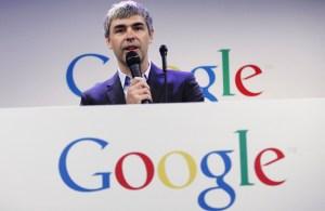 Google CEOa Larry Page Reuters