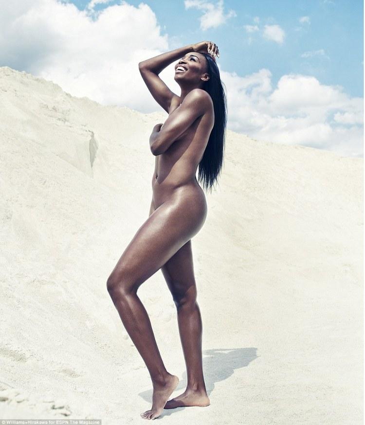 Venus Williams, Nude Photos