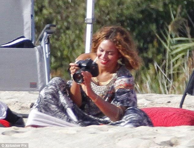 Beyonce-33rd-Birthday-in-France u