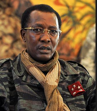 """Jonathan Was Never Ready To Fight Boko Haram"" Idris Deby, Chadian President Slams GEJ"
