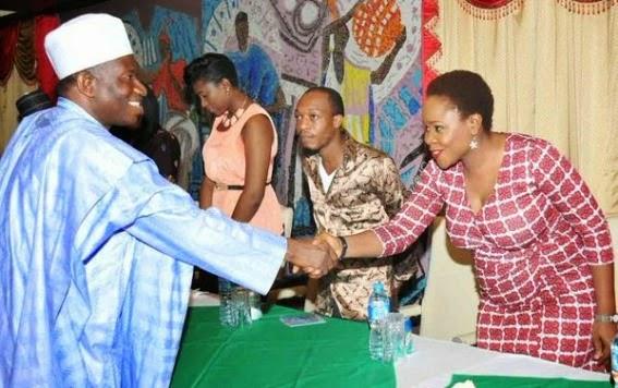 GEJ Entertainers Lagos 1