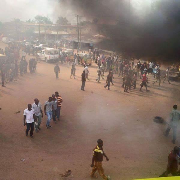 Riots in Edo 2