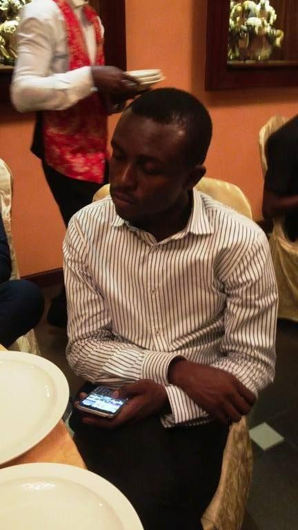 Nigerian Bloggers Isi