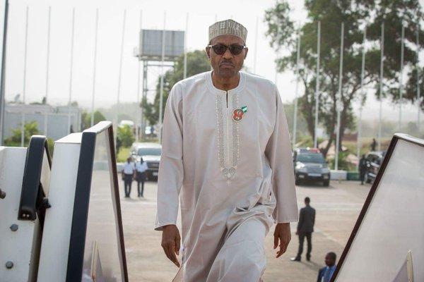 Buhari Departs to JB 4