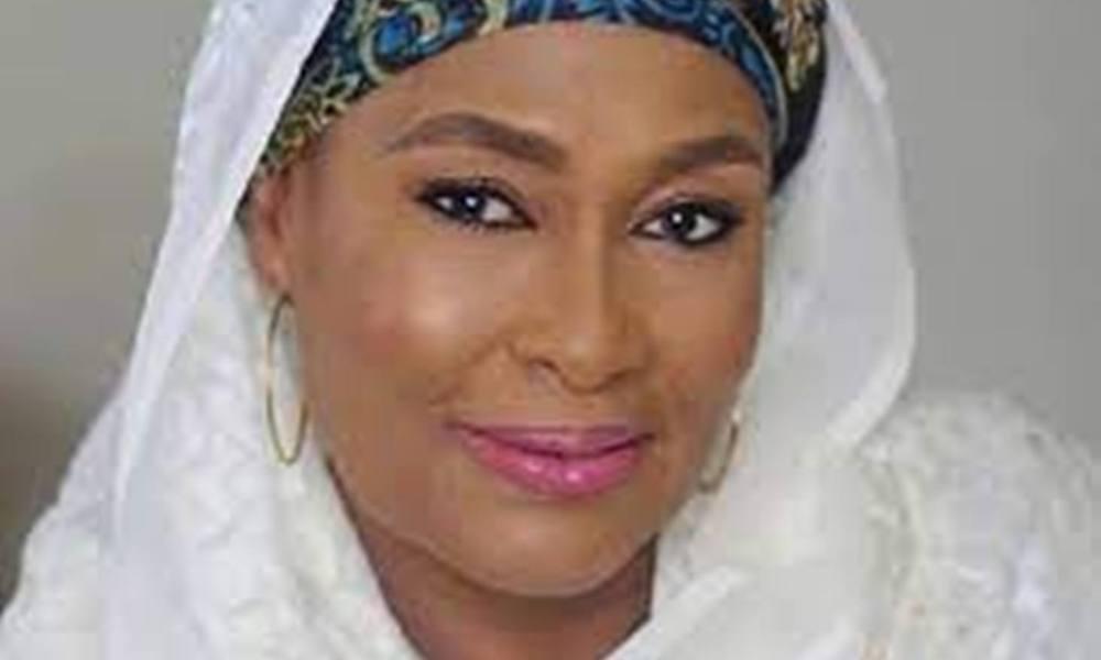 Veteran Kannywood actress, Zainab Booth