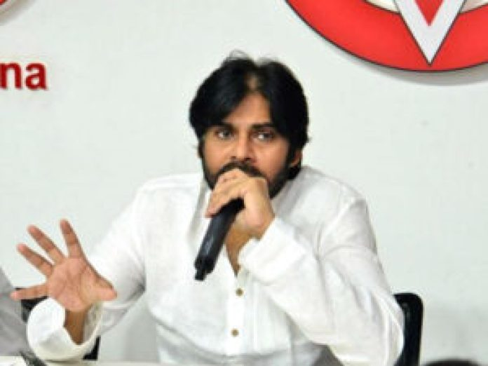 Pawan Kalyan Janasena Party