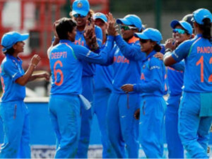 indian women's team good performance in t20 world cup in west indies