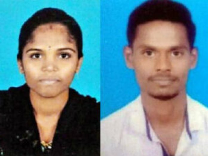 young couple honor killing by parents in karnataka state
