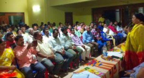 Vavilala Sarala Devi Campaigning News, TDP Latest News, AP News, Newsxpressonline