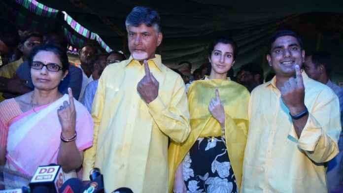 election-2019-chandrababu-family-caste-vote