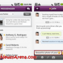 Yahoo Messenger for Andriod