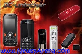 Download DC-unlocker software: Unlock ZTE MF190 and Huawei Modem here