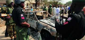 Borno State Attack
