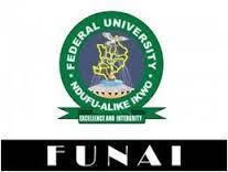 Federal University Ndufu-Alike Ikwo (FUNAI)