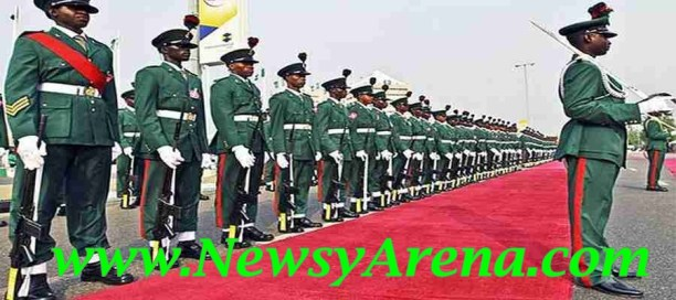 Nigerian Army 2014 e-Recruitment Form for SSC and DSSC Is Out