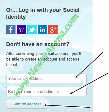 Yookos Registration Form