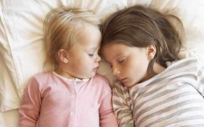 sleep tips children