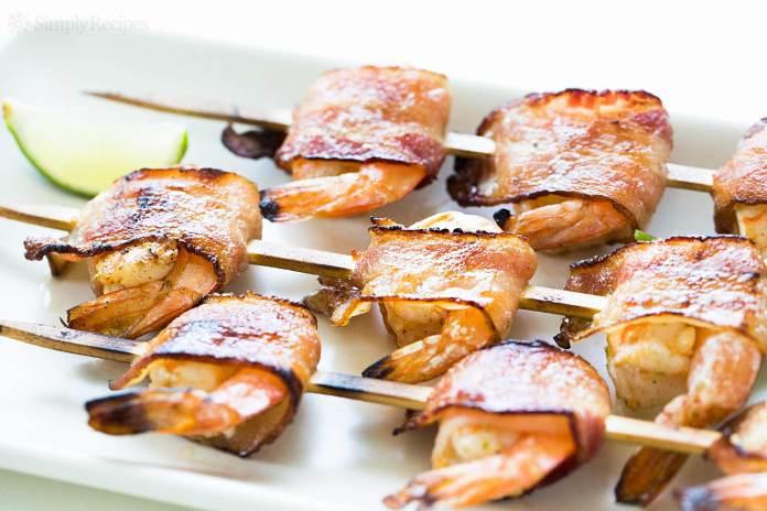 Bacon Wrapped Shrimp Recipe