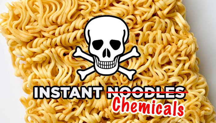 Instant Noodles consumption linked to Cancer