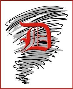 Dover Tornadoes Logo