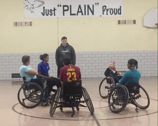 GlenOak High School Announces Wheelchair Basketball Program