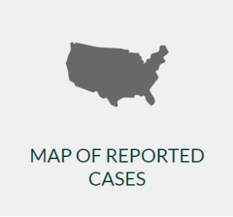 CDC Cases Map