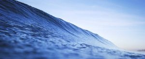 Image of water wave