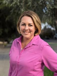 Sandra Thiffault, Susan Schilling Award Winner