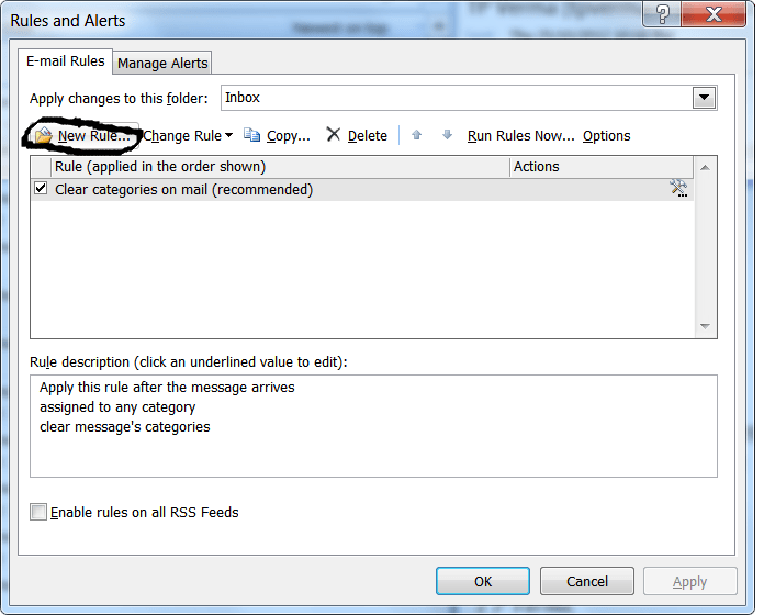 how to forward emails from outlook to another email account
