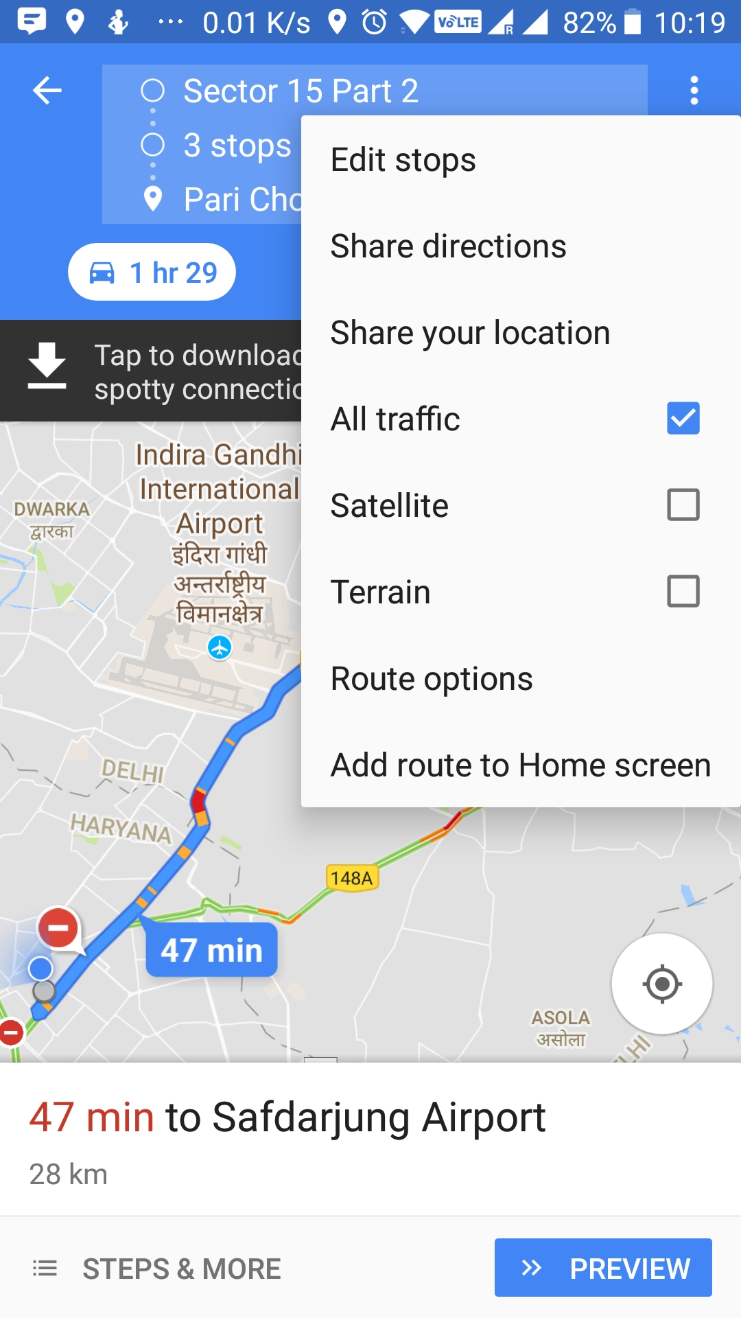 Google Map How to create and share custom directions Newtechworld