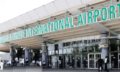 Abuja airport's 2nd runway in 2017 appropriation–Senate Leader