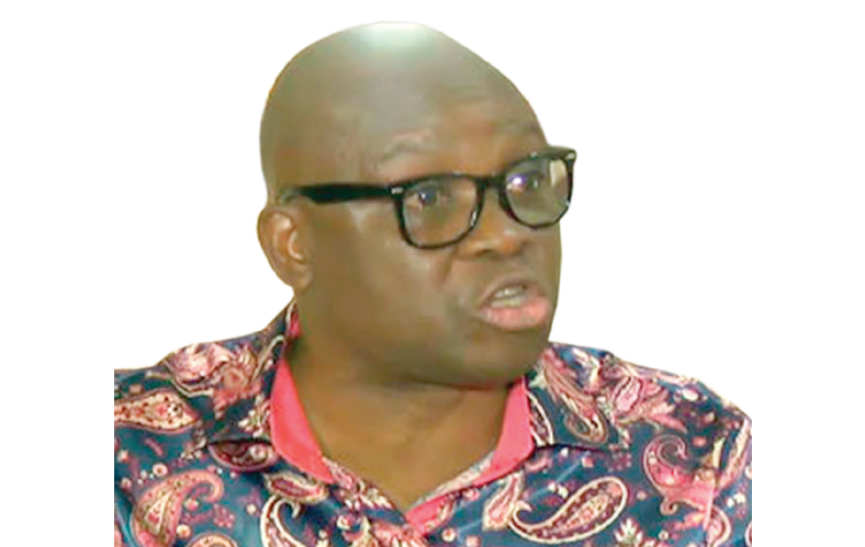 We are ready for election anytime -Fayose