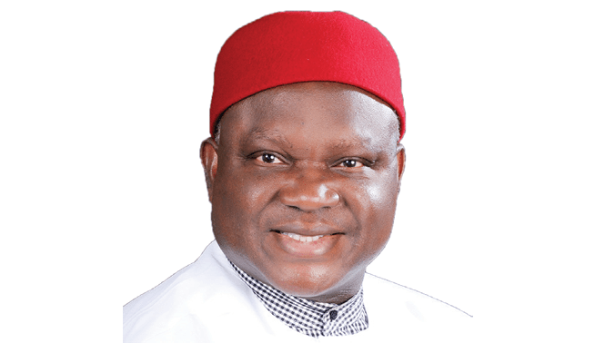 Okorie: A coup'll lead to the end of Nigeria