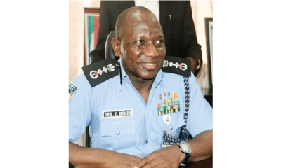 IGP orders removal of 'illegal' roadblocks nationwide