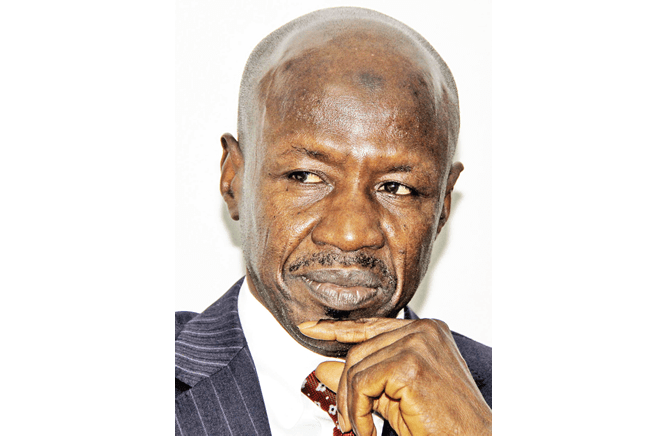 Magu: A chequered financial crimes busting career