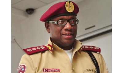 Motoring Tips: 38 FRSC Traffic Offences & Their Penalties