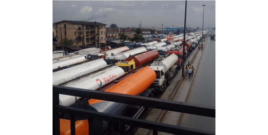 Edo receives 720, 993 litres of petrol, warns against hoarding