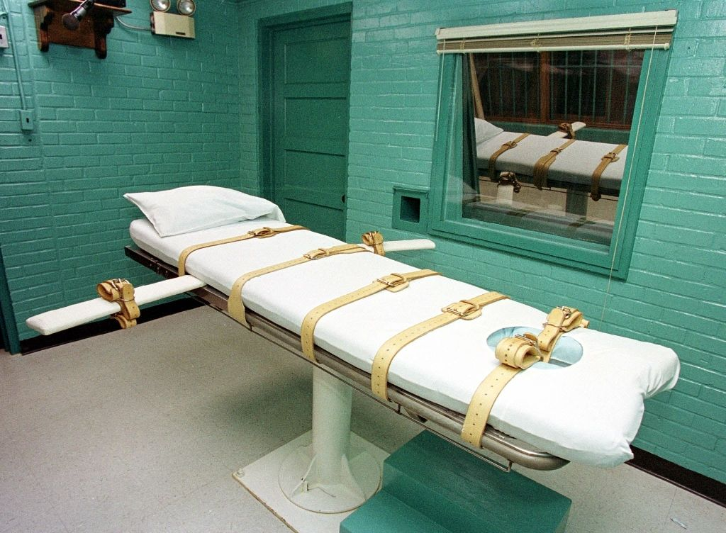 US state carries out first execution in 12 years