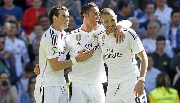 Real on cusp of ending La Liga drought