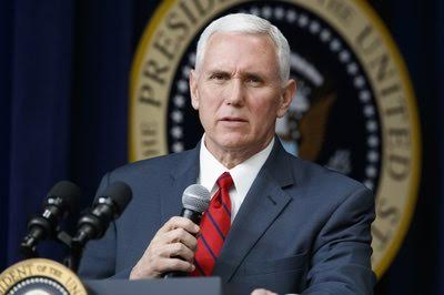 US Vice President, Pence, hires lawyer for Russia inquiries